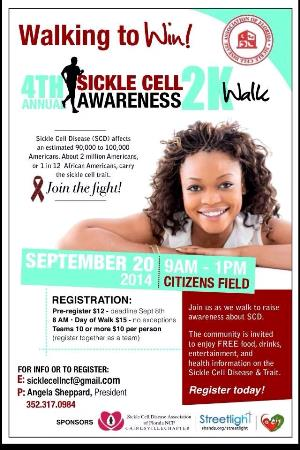 Sickle Cell Flyer