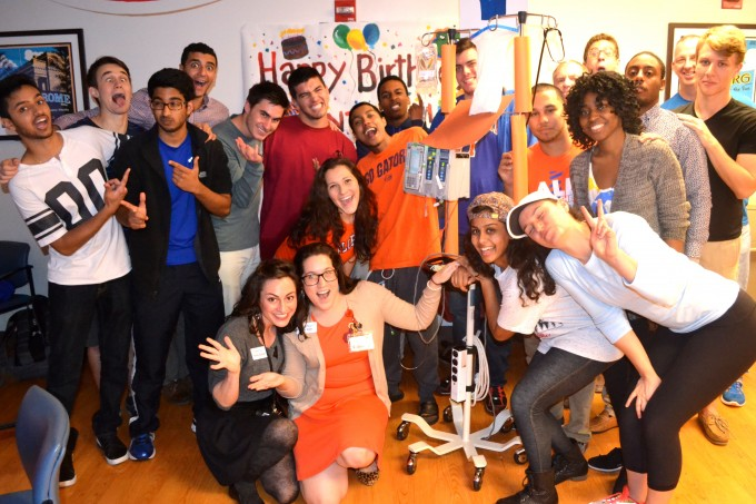 Happy 20th Birthday to our friend Anthony! Click here to view all of the party pictures on our Facebook page!