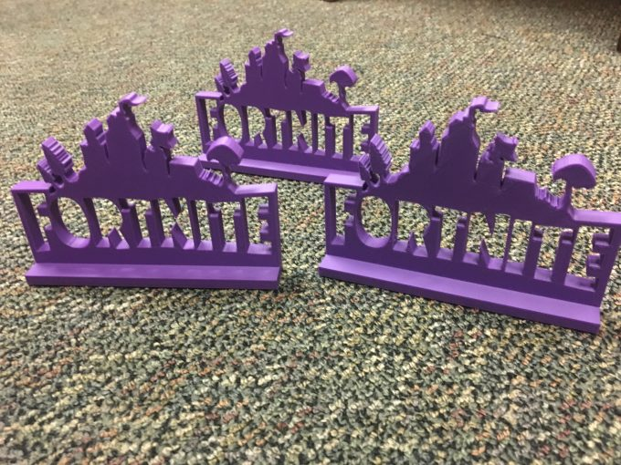 Fortnite Trophies