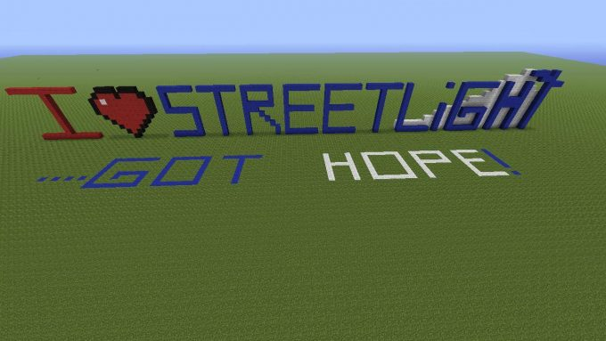 Streetlight In Minecraft