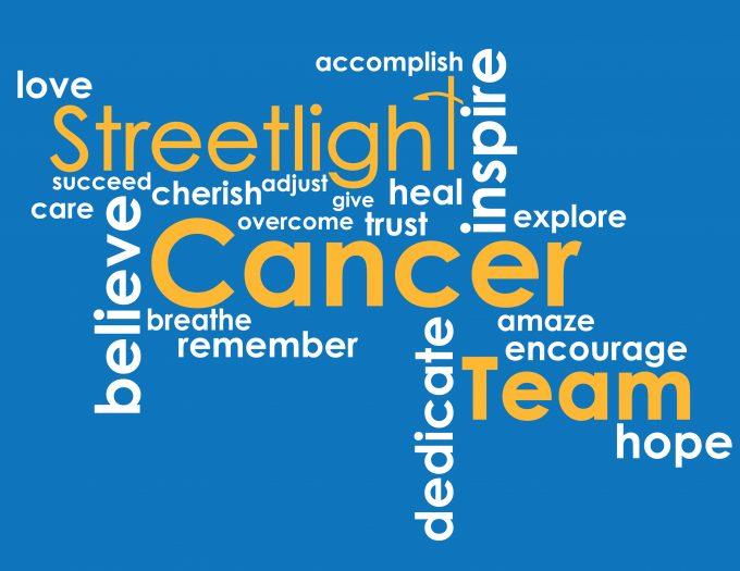 Streetlight Cancer Team Logo
