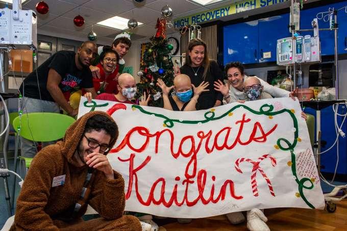 Congrats Kaitlin!